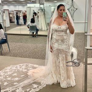 Wedding Dress - New Never Used